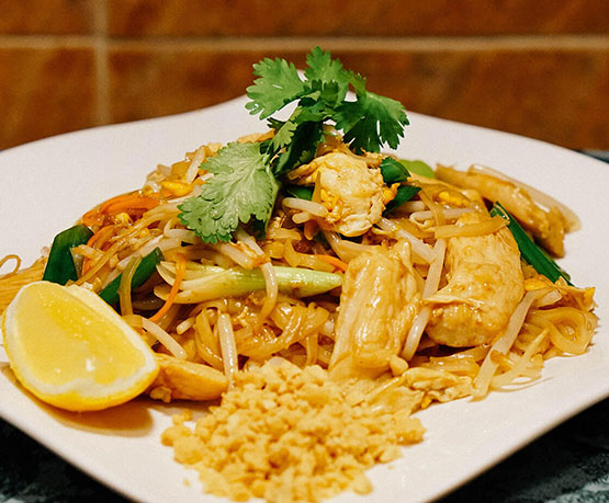 Pad Thai boonnak