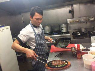 Chef Tirak Blackpoolder