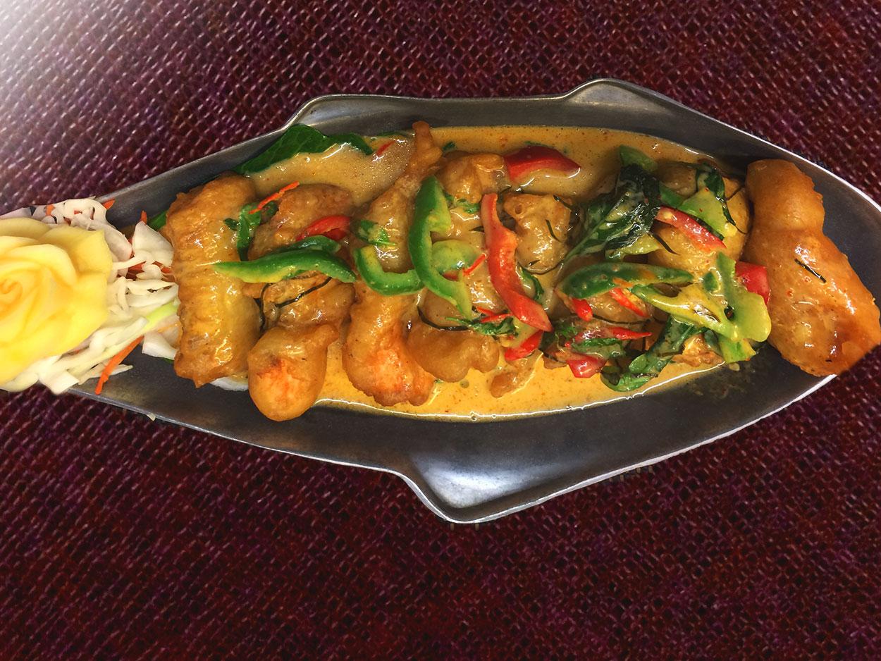 Salmon Chu Chee