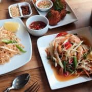 Boonnak Thai restaurant authentic Thai cuisine