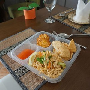 Boonnak Thai lunch box